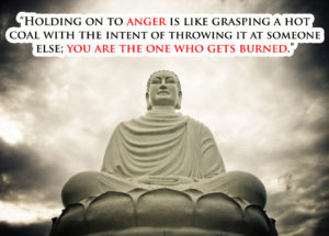 Buddha Anger Quote