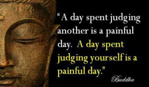 Buddha Quotes on Judging Others