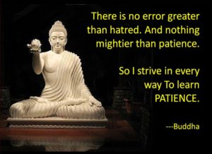 Buddha Quotes on Patience