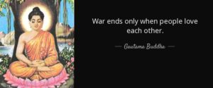Buddha Quotes on War