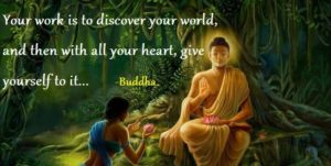 Buddha Quotes on Work