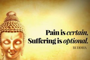 Buddha Suffering Quotes