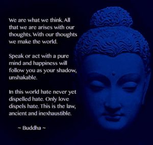 Consciousness Quotes Buddha