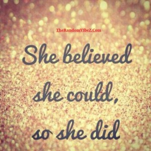 Motivation Quotes | Believe in yourself