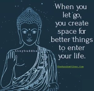 create space for goodthings