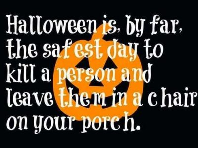 Creepy Halloween Quotes