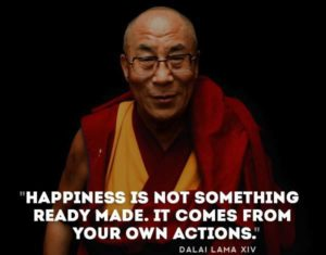 Dalai Lama Quotes About Happiness