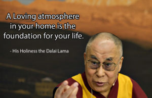 Dalai Lama Quotes Family