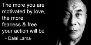 Dalai Lama Quotes about Love