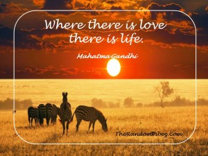 Famous Mahatma Gandhi Quotes on Life