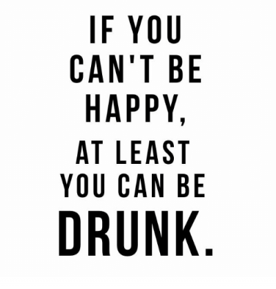 Funny Drunk Quote
