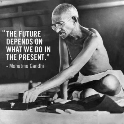 Gandhi Sayings Wallpaper