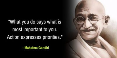 Good Quotes of Mahatma Gandhi