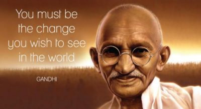 Great Quotes By Mahatma Gandhi