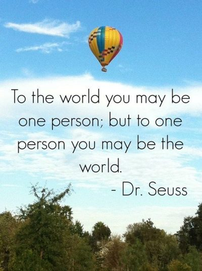 Incredible Dr. Seuss Quotes