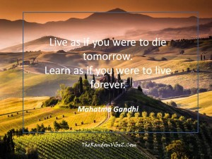 Inspiring quotes by MahatmaGandhi on Life