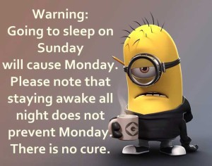Monday Quotes - Funny Minion Quotes iMages