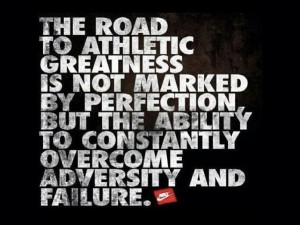 NIKE quotes on determination images