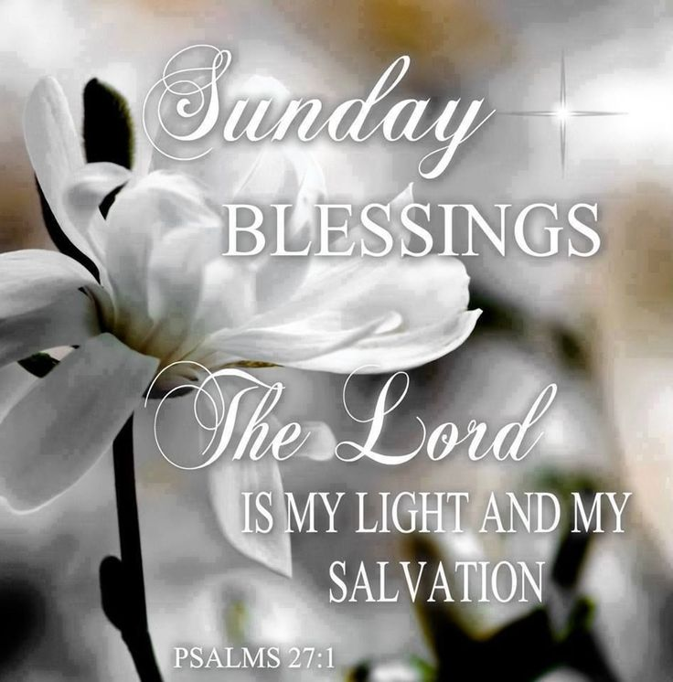 Sunday Blessings Quotes Interesting Quotes On Sunday Blessings The Random Vibez