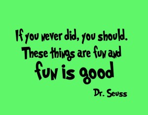 Sweet Dr. Seuss Quotes Sayings Images HD