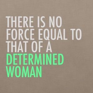 Nice Woman Determination Quotes IMages HD