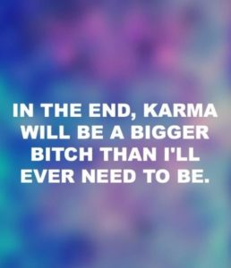 Karma Quotes and Pictures