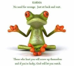 Karma sayings or quotes images
