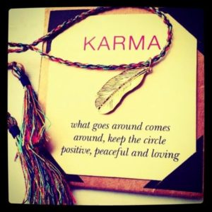 Positive Karma Quotes Instagram