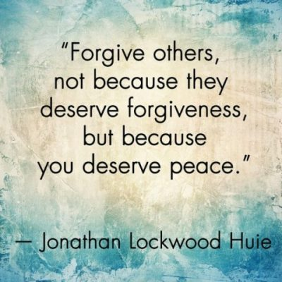 Forgive Others Quotes