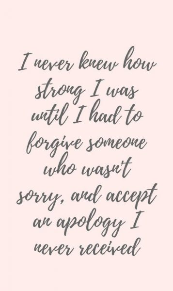Forgiveness Quotes To Let Go
