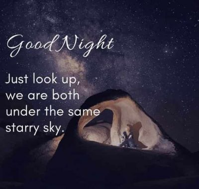 Good Night Msg For Him Long Distance
