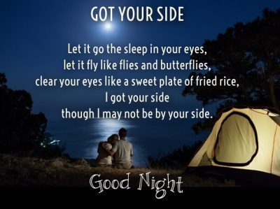 Goodnight Love Poem