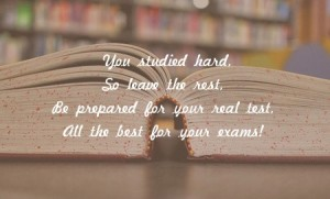 All the best quotes for results and exams Images