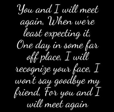 Beautiful Goodbye Quotes