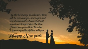 Best New Year Messages for Lovers Images Pictures