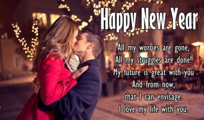 Best New Year Photos for BF