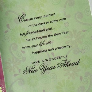 Best New Year Wishes Cards for relatives images