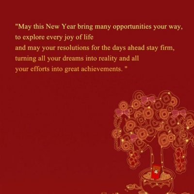 Chinese New Year Resolution Quotes