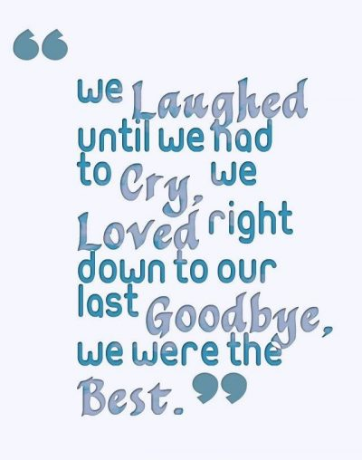 College Farewell Quotes Images