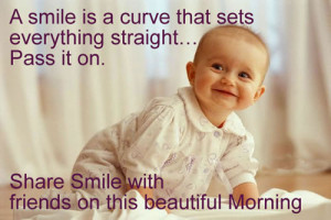Cute Baby Good Morning Quotes Images Greetings Wallpapers