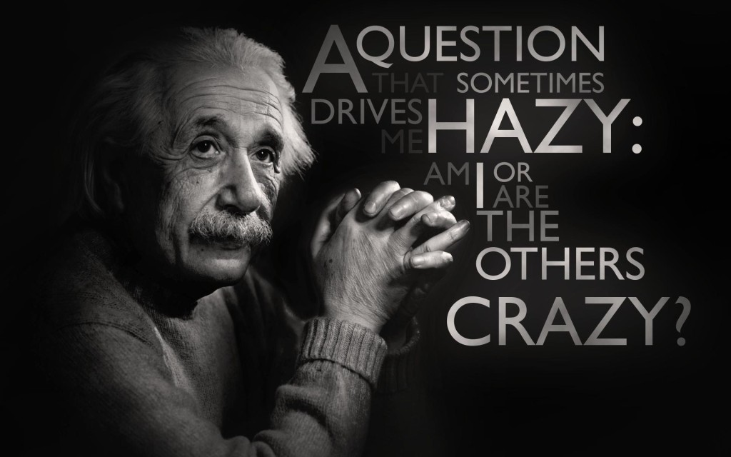 WItty, Funny,Famous Albert Einstein Quotes Images