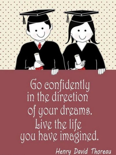 Farewell Quotes Images For Graduation