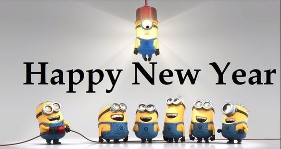 Best happy new year greetings images happy new year eve greeting messages sweet minions happy new year greetings images funny m4hsunfo