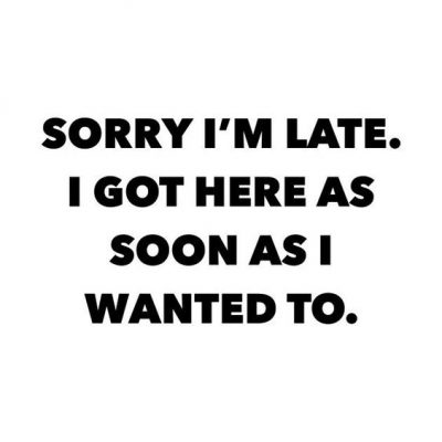 Funny Sorry Quotes
