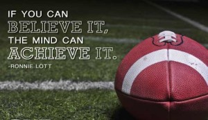 Motivating Good Luck Football Quotes Images