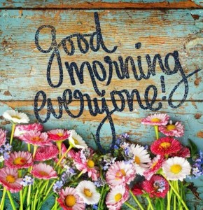 Cute Flowers Good Morning Quotes Greetings Wallpapers Images