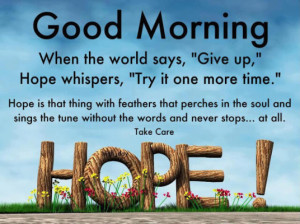Inspiring Good Morning Quotes Wallpapers Images
