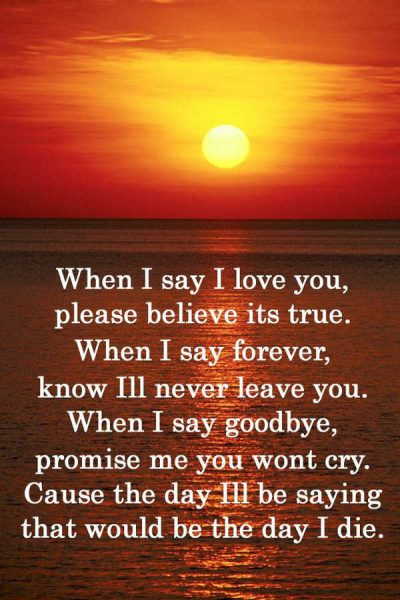 Goodbye Sayings for Loved Ones