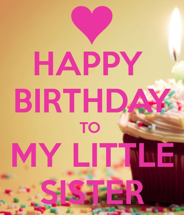Cute birthday messages for sister images Happy Birthday Quotes