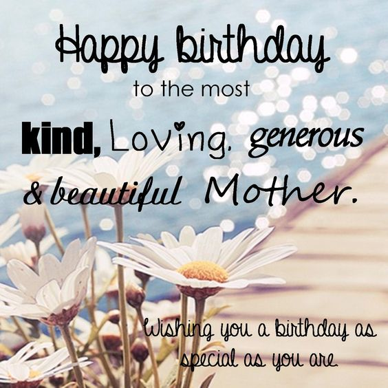 Best Happy Birthday Mom Wishes Images